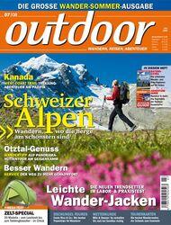 OD Heft Juli 2008 Cover