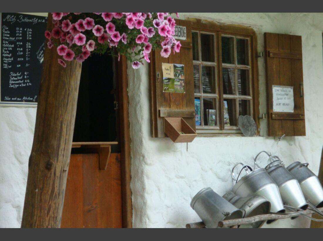 OD Hütte Allgäu Alpe Alpen Huette