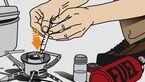 OD Multifuelkocher - Vorheizen 2