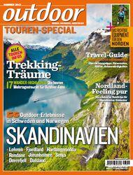 OD Skandinavien Touren-Special Heft Titel 2013 Sommer