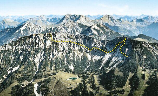 Oberjoch Klettersteig