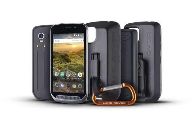 Outdoor Smartphone Land Rover Explore - Adventure Pack