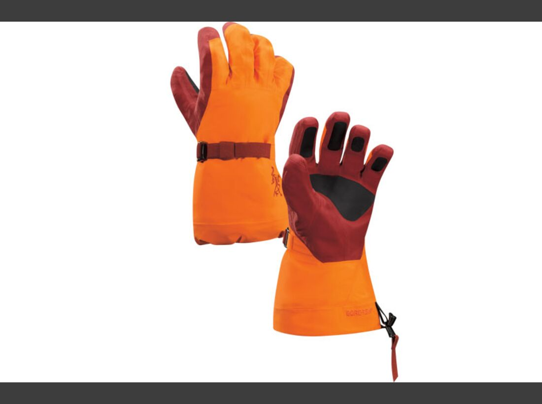 PS ISPO 2015 Accessoires - Arc'Teryx Lithic Glove