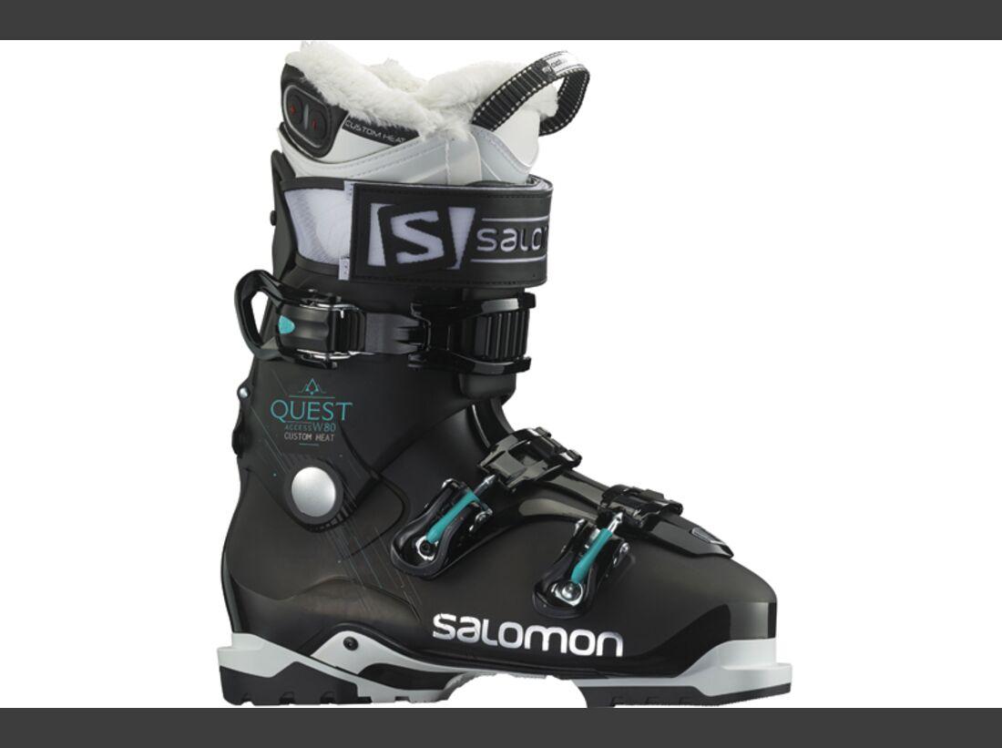 PS ISPO 2015 Boots MS - Salomon Quest Access Custom Heat