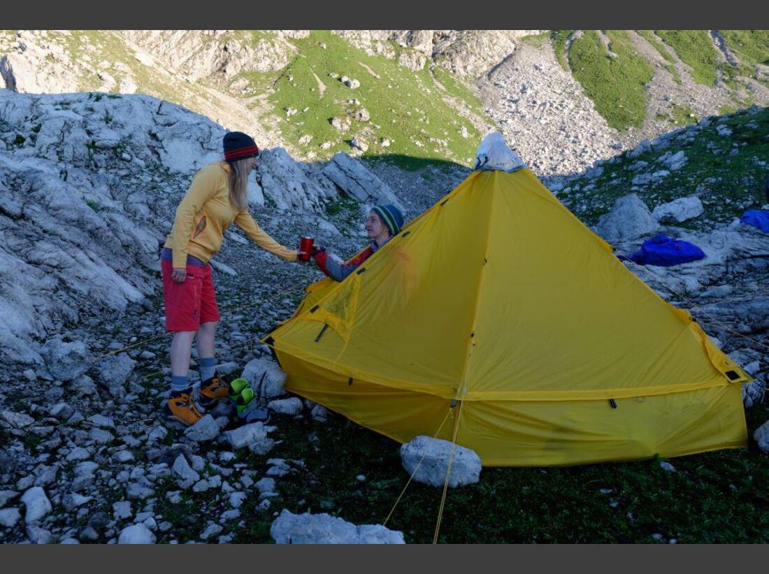 Praxistest in den Alpen: Bergschuhe  23