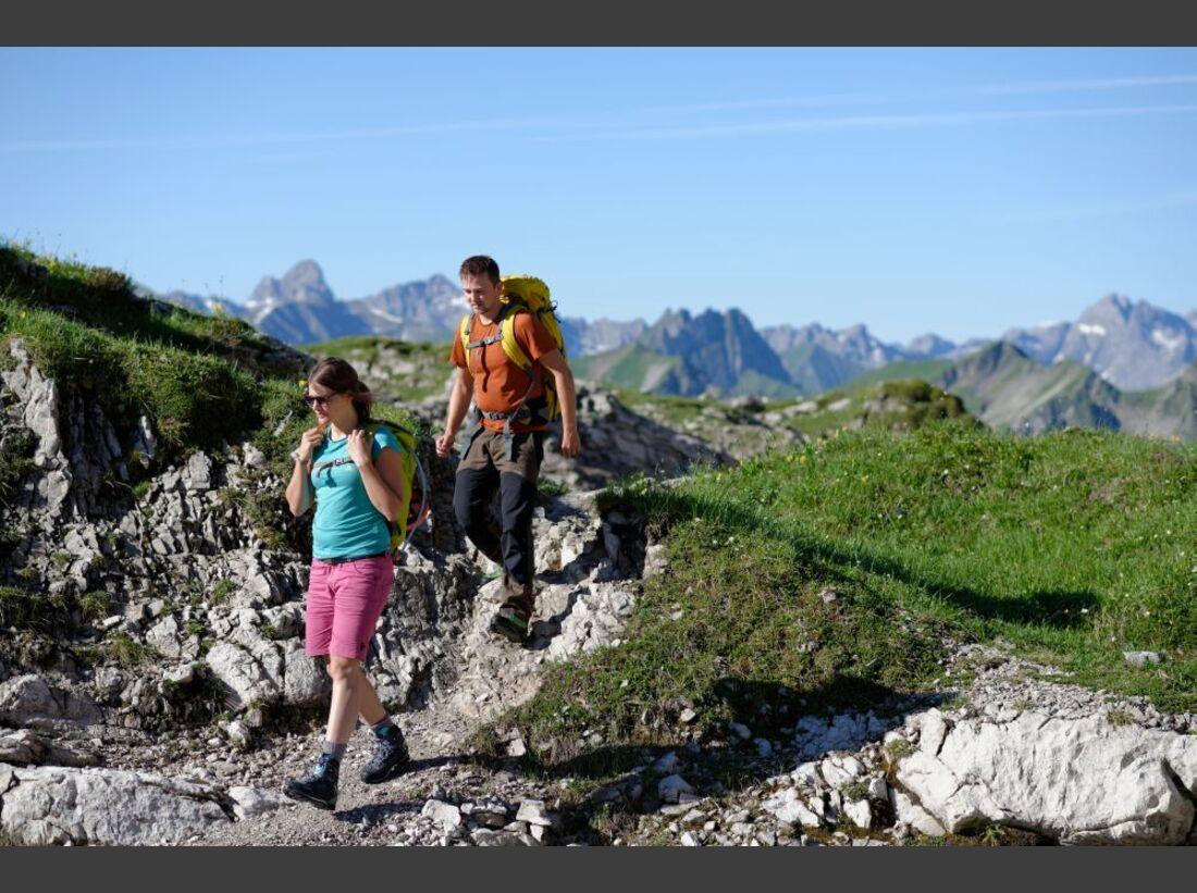 Praxistest in den Alpen: Bergschuhe  27