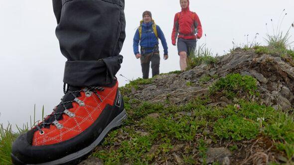 Praxistest in den Alpen: Bergschuhe  4