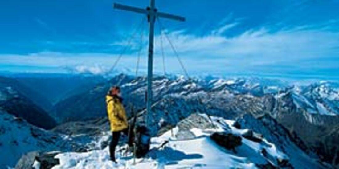 Südtirol: Rieserferner-Gruppe