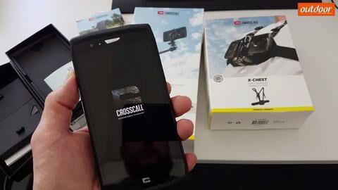 Test: Crosscall Trekker-X4 Smartphone