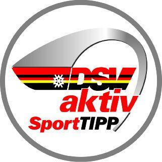 Testsieger-Logo: DSV aktiv SportTIPP