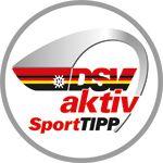 Testsieger-Logo: planetSNOW DSV aktiv SportTIPP