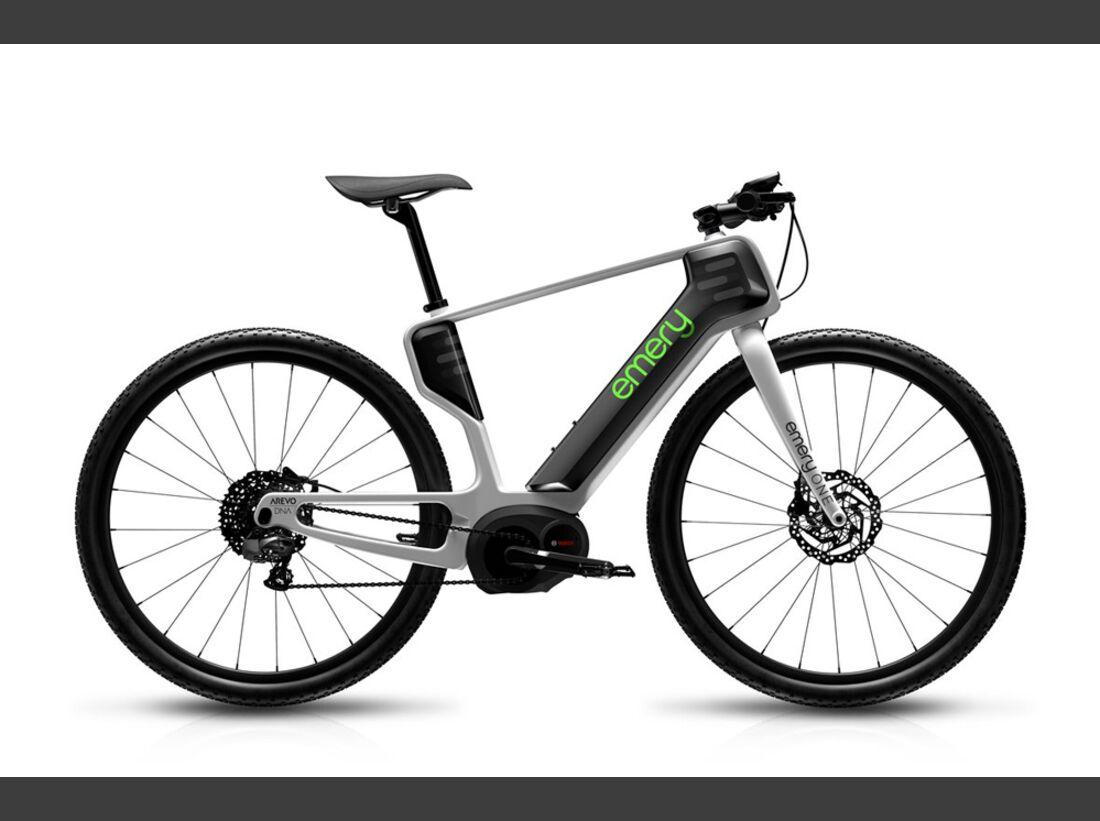UB Emery One E-Bike 3D-Druck
