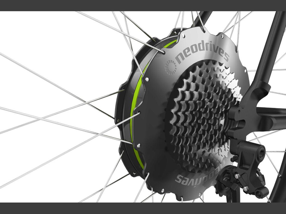 UB Neodrive Hinterradnabenmotor