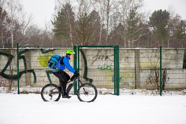 UB Video Mehr Reichweite im Winter: 7 Tipps für E-Biker