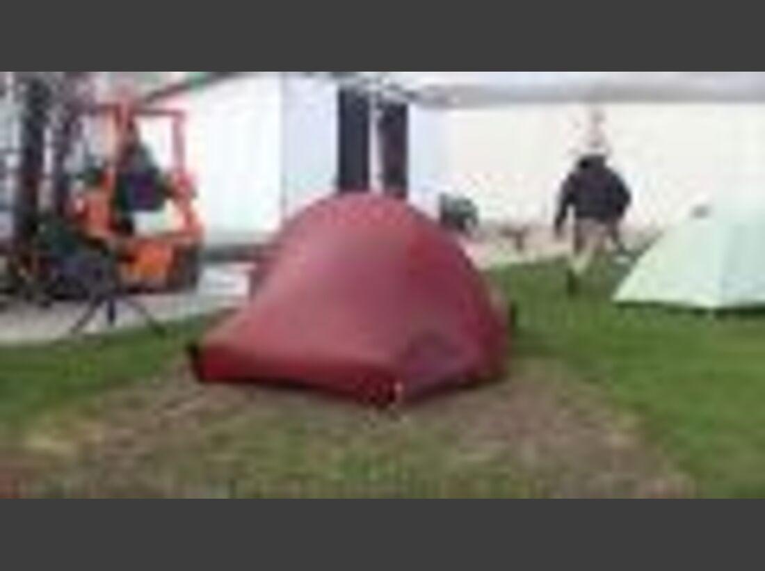 Zelt im Test 2013: Nordisk Telemark 2