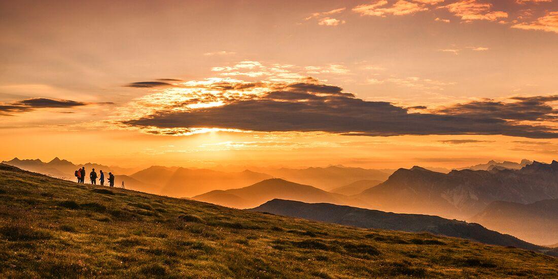 od 0319 Brixen Mountaindays - Sonnenaufgang - Helmut Moling